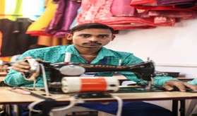 Sewing Training for Disabled